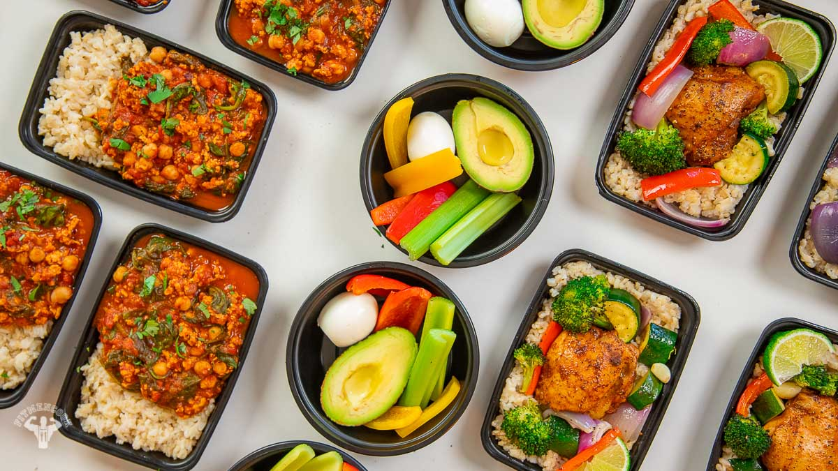 Amazon Fresh Meal Prep for $75 - 5 Meals for 5 Days - FMC