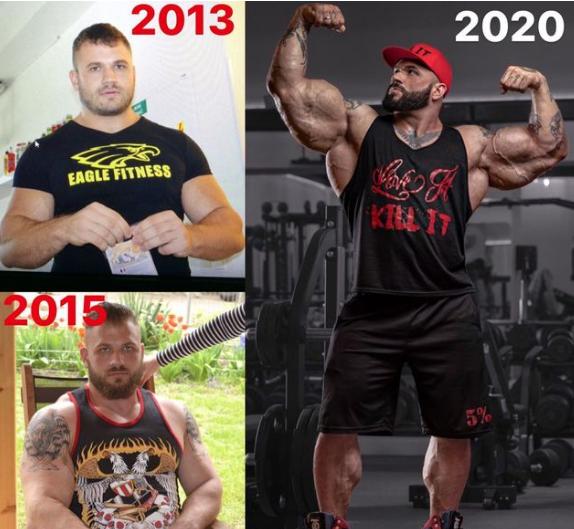 illia golem transformation