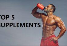 TOP 5 supplements